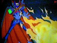 Myotismon block fire super