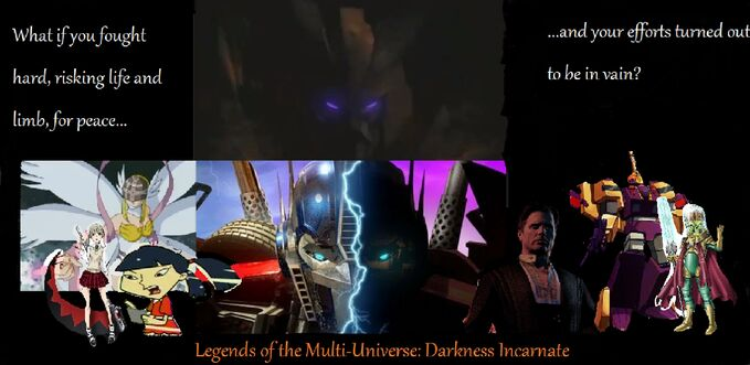 Lotm darkness incarnate