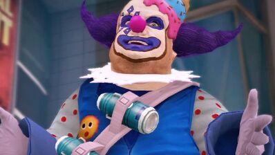 Evan the Clown0