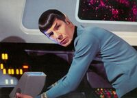 Spock science station