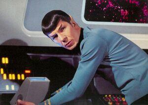 Spock science station