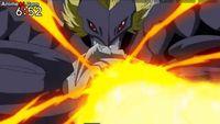 Superneomyotismon block fire