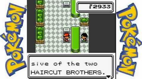 4everreival's playthroughs Pokemon Sliver part 9 Vs the Devil with Pink Hair