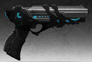 DihBlaster pistol 001