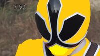 Kamen Rider headshot