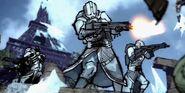 Soldiersgref