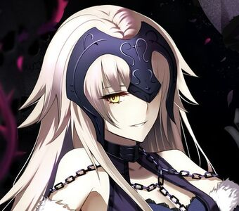 Jeanne alter and ruler fate grand order and fate series drawn by shiguru sample-0a2001f61e30bd3704d744c057a78b86