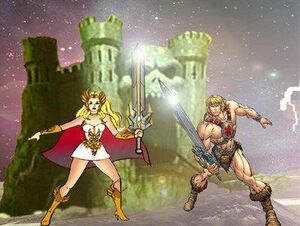 He-man and she-ra ready