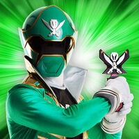 Green-ranger-about-web