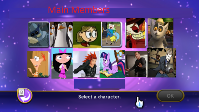 Select a membe