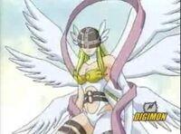 Angewomon wing defense