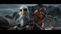 Dooku-captured