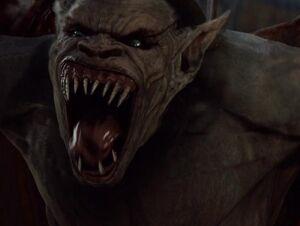 Dracula hell beast pissed off