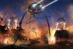 Alien invasion 600