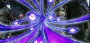 Jutsu Oscuro - Colmillos de Oscuridad