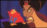Iago and jafar