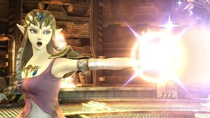 Zelda magic orb
