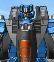Thundercracker close up