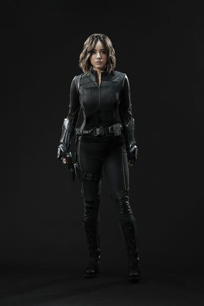Daisy Johnson (Earth-199999) 003