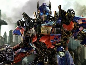 Optimus prime ready