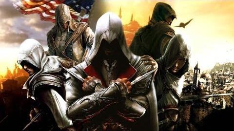 Assassins vs Templars - Assassin's Creed