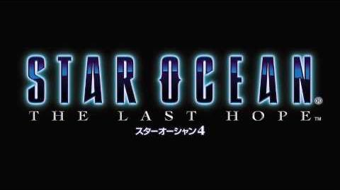 (1-10) Star Ocean The Last Hope Soundtrack - Dreams Frozen in Amber