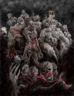 Demons by fasslayer