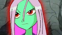 Dark Ikari angry