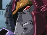Galvatron angry