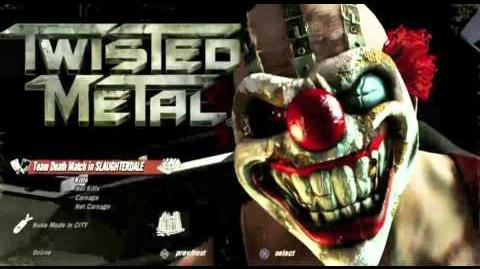 Twisted Metal Sweet Tooth Theme