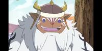 Zuou the Bigfoot