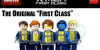 X-Men Minifigures
