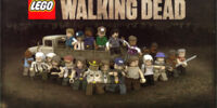Lego The Walking Dead: The Videogame