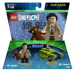 MrBeanFunPack