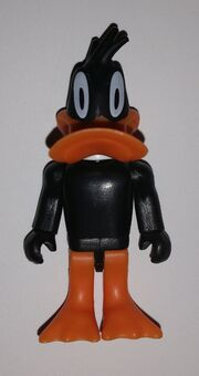 Character-Building-Looney-Tunes-Show-Series-1-Daffy-Duck