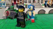 SEGA Sonic Bad Cop 0