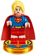 Supergirl Figure