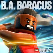 BA Baracus promotional image