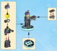 LEGO Wyldstyle