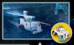 Ecto-1 Water Diver