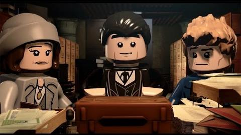 LEGO Dimensions Fantastic Beasts Story Pack Gameplay Trailer