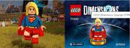 Lego Dimensions Super girl