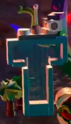 Titans Tower Lego