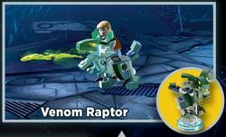Venom raptor