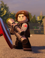 LEGO CW WinterSoldier