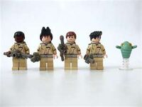 Ghostbusters Characters