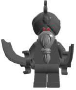 Stone Warrior King