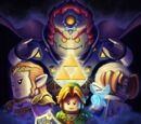 LEGO Legend of Zelda: Ocarina of Time
