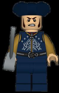 Lieutenant Mark