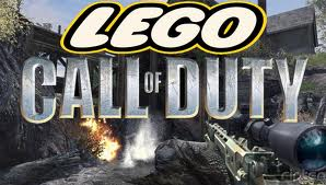 Lego call of duty
